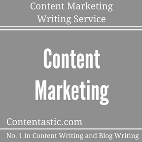 Content Marketing Writing Service