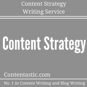 Content Strategy Writing Service