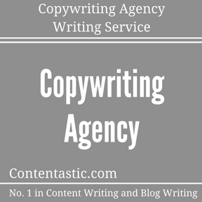 Copywriting Agency Writing Service