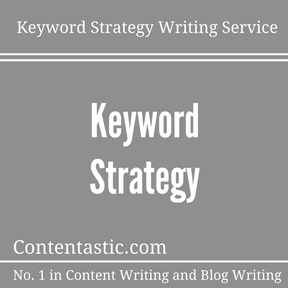 Keyword Strategy Writing Service